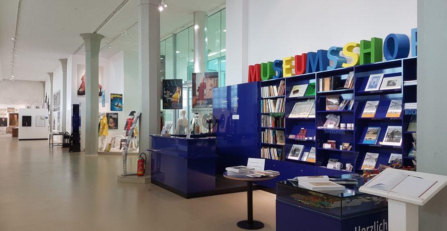 Museumsshop im Stadtmuseum