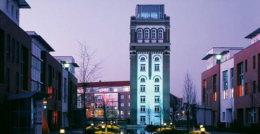 Das Stadtmuseum Nordhorn im Povelturm